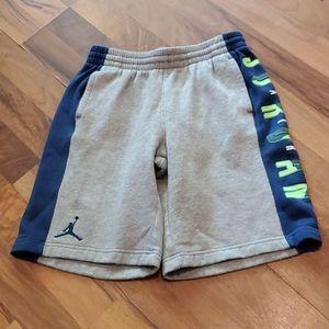 Jordan nike shorts boys m